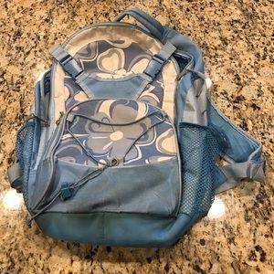 Other - Blue backpack